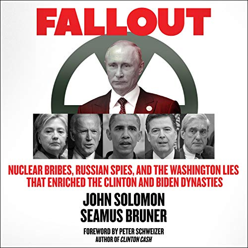 Fallout audiobook cover art