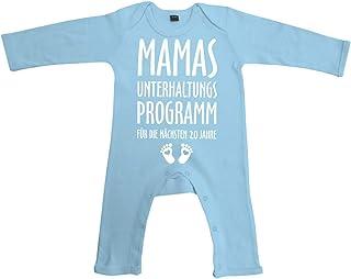 Spaß kostet Baby Body Baby Strampler lang Mamas Unterhaltungsprogramm Größe 62-86