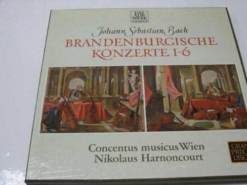 Brandenburgische Konzerte (2 Vinyl LP Box) inkl. Booklet