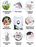 Yosoo 600 mg / h Hydroponique D'eau Douce De La Viande Des Légumes Machines Générateur D'ozone Numérique Ozone De Désintoxication De Fruits (Roue De Minuterie - 1-60 min) (3189A) #1