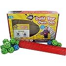 TheWorks Build Your Own Den - 75 Piece Kit