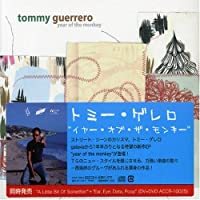 Year of Monkey by Tommy Guerrero