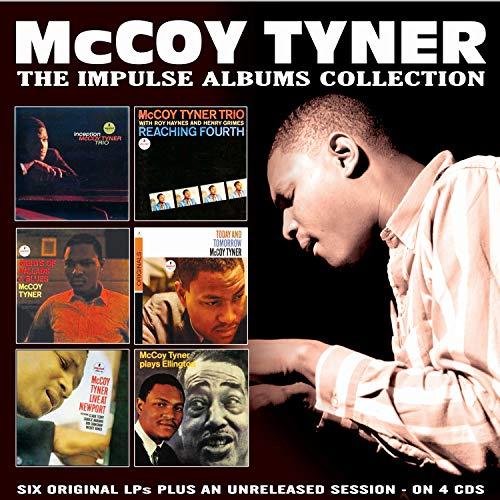 puissant Collection d'albums Impulse