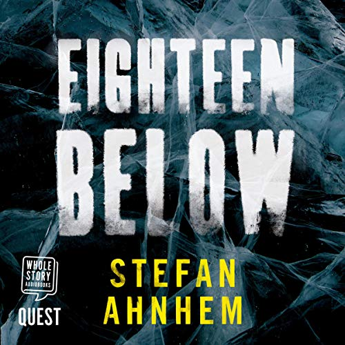 Eighteen Below cover art
