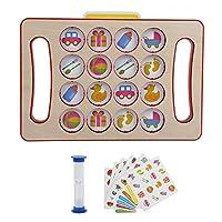 家族の子供のための記憶チェスのおもちゃ、耐久性のある広く使用されている教育幼児教育玩具