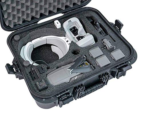 Case Club DJI Mavic 2 Pro Fly More with Goggles Pre-Cut Waterproof Case