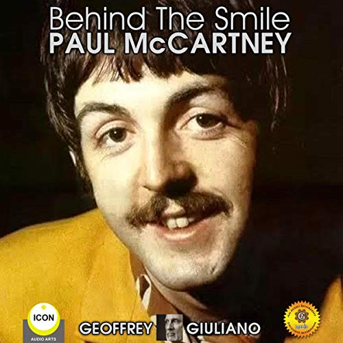 Behind the Smile: Paul McCartney cover art