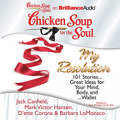 Chicken Soup for the Soul: My Resolution audiobook cover art
