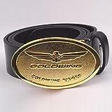 ゴールドウイング Goldwing GL1800ライダーズレザーベルト (黒)