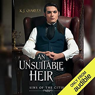 An Unsuitable Heir cover art