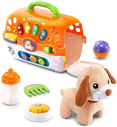 VTech Care for Me Learning Carrier Toy,...