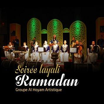 Soirée Layali Ramadan (Quran - Coran - Islam)