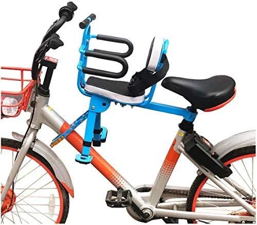 Eléctrica del asiento de seguridad for niños del frente del coche bicicleta...