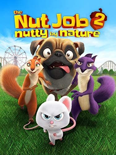 The Nut Job 2 Nutty by Nature product image