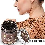 Ochine Coffee Scrub Exfoliators Exfoliation Remove Varicose Veins Cellulite Stretch Marks Scrub Cream For Body Face