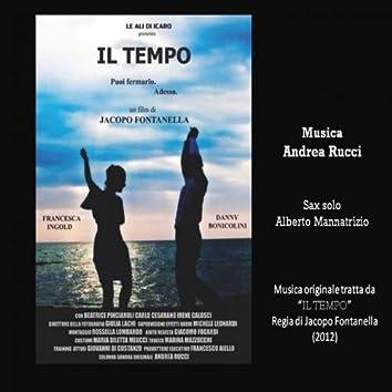 """Il tempo (feat. Alberto Mannatrizio) [Colonna sonora originale di """"Il Tempo""""]"""