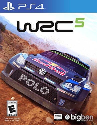 WRC 5 - PlayStation 4 - PlayStation 4 by Maximum Games