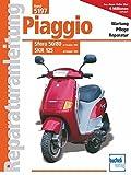 Piaggio Sfera / SKR: Sfera 50/80 ab Baujahr 1992. SKR 125 ab Baujahr 1994
