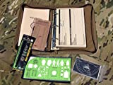 Impact Data Books, Inc All-in-One Sniper Kit - Coyote Brown - Black - Standard - Yards