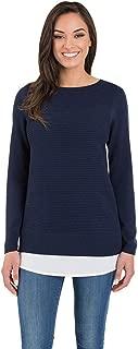 Best women's 2fer sweaters Reviews