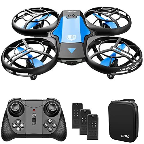4DRC V8 Mini Drone for Kids Beginne…