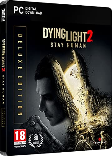 Dying Light 2 Stay Human Deluxe Edition (PC) (64-Bit) [AT-PEGI]