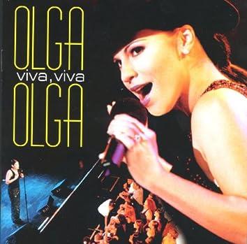 Olga Viva, Viva Olga (En Vivo)