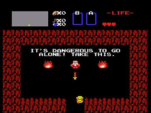 51TDuvKmWBS. SL500  - Nintendo Game & Watch: The Legend of Zelda - Not Machine Specific
