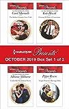 Harlequin Presents - October 2019 - Box Set 1 of 2 (English Edition)