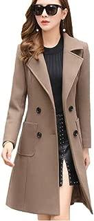 Surprise S Long Sleeve Winter Wool Coatt Women Europe Style Blends Autumn Slim Woolen Jacket