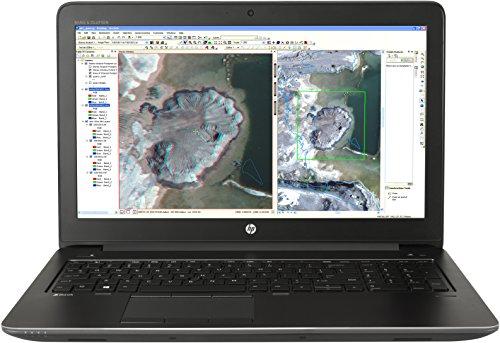HP Zbook 15 G3 T7V52ET Notebook, Grigio
