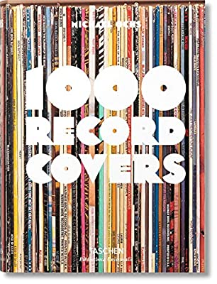 1000 Record Covers (Bibliotheca Universalis)--multilingual (Multilingual, French and German Edition)