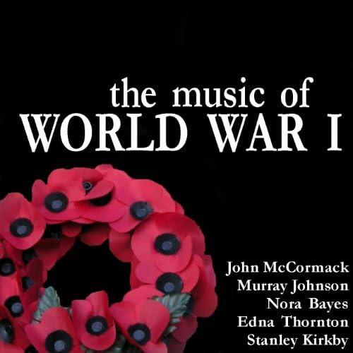 John McCormack, Murray Johnson & Nora Bayes