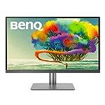 BenQ PD2720U 4K UHD Monitor – (Best High-End Monitor)