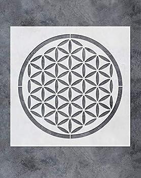 Best flower of life stencil Reviews