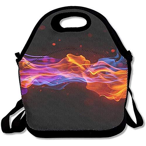 Lunch Tote Color Light Splash Incl. Png Lunchpakket Lunchpakket Lunchpakket Handtas Kids Adults