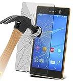 HQ-CLOUD Film Verre Trempé de protection d'écran pour Sony Xperia M5 / M5 Dual E5603 E5606 E5653...