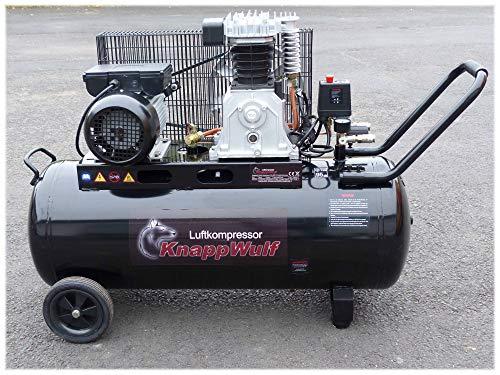 KnappWulf KW3100 – 100L – 250L/min – 10bar - 5