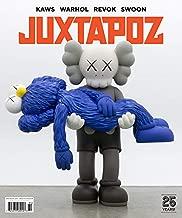 Juxtapoz Magazine (Winter, 2019) Kaws Cover