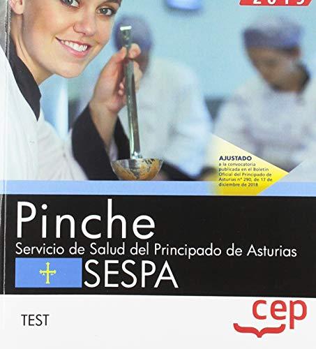 Pinche. Servicio de Salud del Principado de Asturias. SESPA. Test