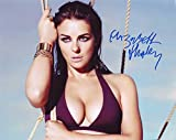 Elizabeth Hurley Autographed Photo