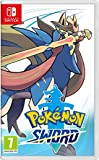 Pokemon Sword - Nintendo Switch (Français, allemand, anglais, espagnol, italien)