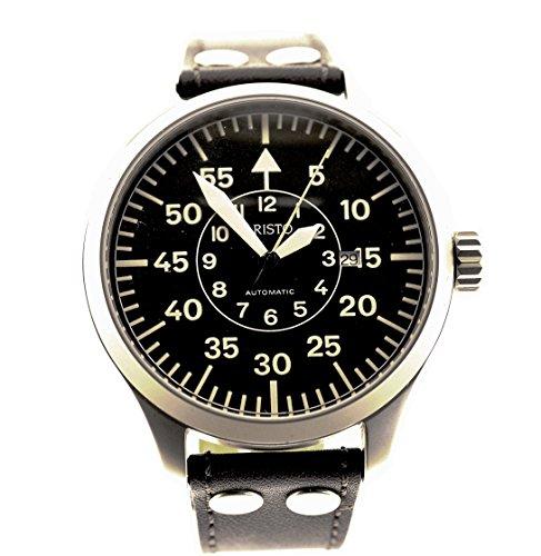 Aristo XXL 3H132 Aristomatic - Reloj de observación (47 mm)