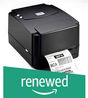 (Renewed) TSC TTP 244 PRO Barcode Printer