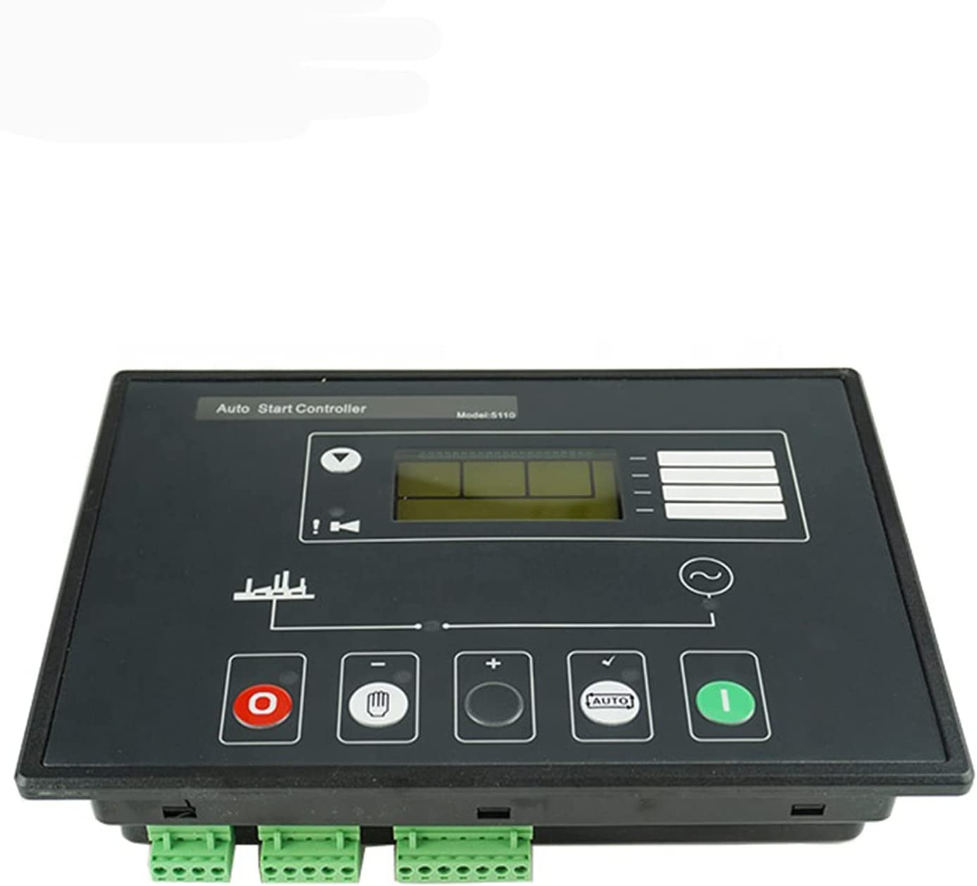 Wishbay Excellent Controller DSE5110 Control In stock Module With Display 5110 LCD