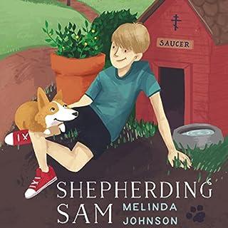 Shepherding Sam audiobook cover art