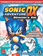 Sonic Adventure Dx - Prima's Official Strategy Guide de Prima Development