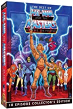 The Best of He-Man and the Masters of the Universe