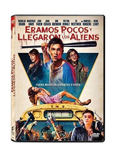 Eramos Pocos Y Llegaron Los Aliens [DVD]