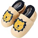Lvptsh Zapatos de Bebé Zapatos Primeros Pasos de Cuero Suave para Niños...